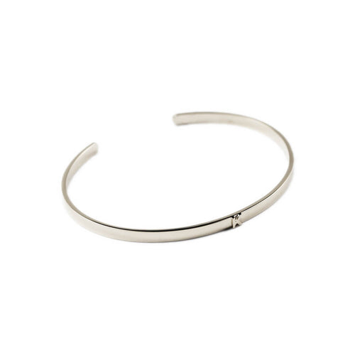 14kt White Gold Character Bracelet ,[product vendor],JewelStreet