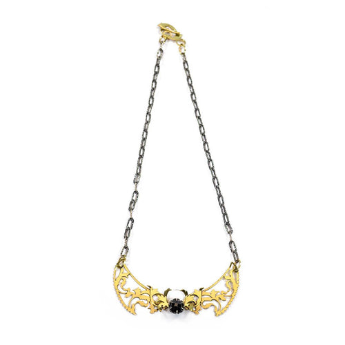 18kt Yellow Gold Charlotte Necklace