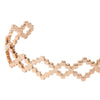 18kt Rose Gold Vermeil Baori Signature Cuff Bracelet ,[product vendor],JewelStreet