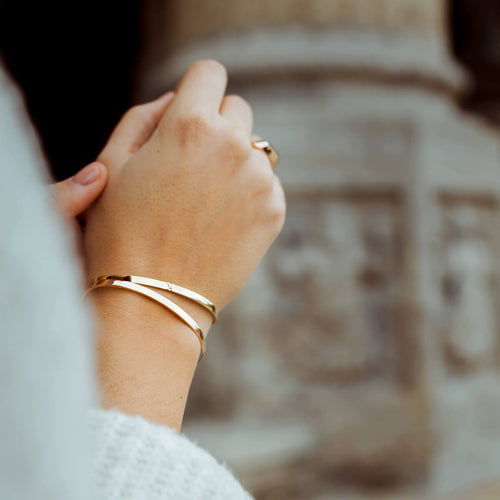14kt Rose Gold Essential Bracelet ,[product vendor],JewelStreet