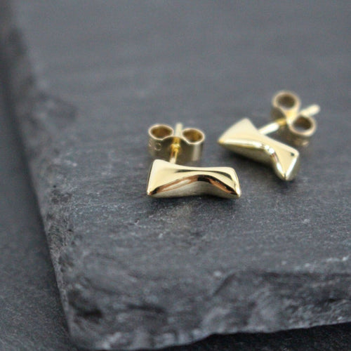 Fairtrade Meteor Stud Earrings