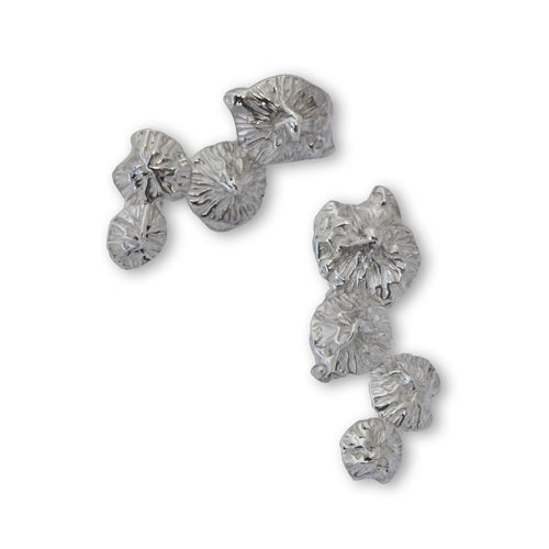 Sterling Silver Fairy Dust Earrings ,[product vendor],JewelStreet
