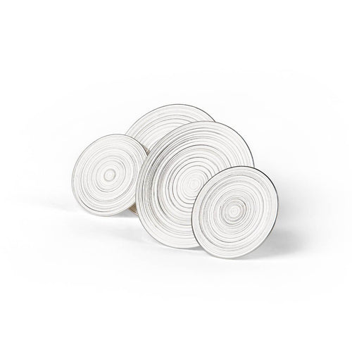 Sterling Silver Orbit Earrings ,[product vendor],JewelStreet