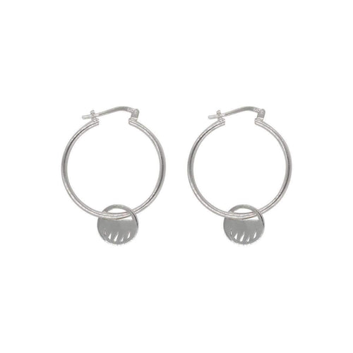 Brush Earrings-6229-JewelStreet EU