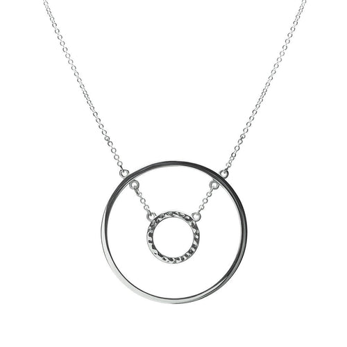 Sterling Silver Cadence Necklace ,[product vendor],JewelStreet