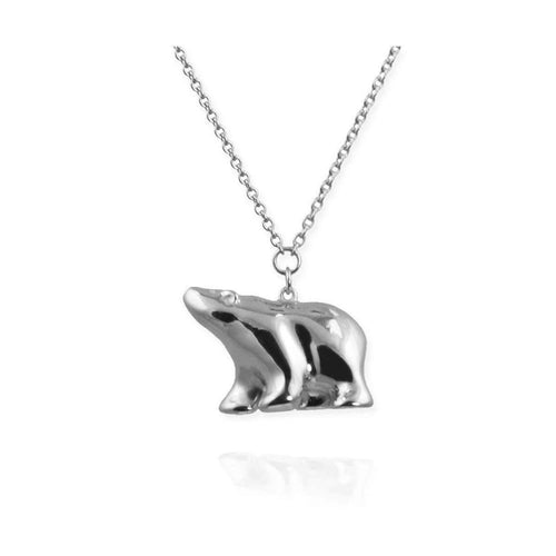 Polar Bear Necklace-Necklaces-Jana Reinhardt Jewellery-JewelStreet
