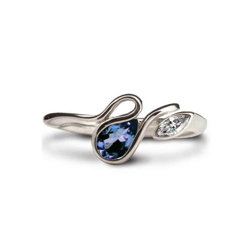 Silver Calypso Ring ,[product vendor],JewelStreet