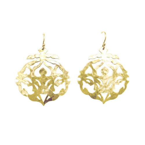 Gold Andalusia Drop Earrings ,[product vendor],JewelStreet