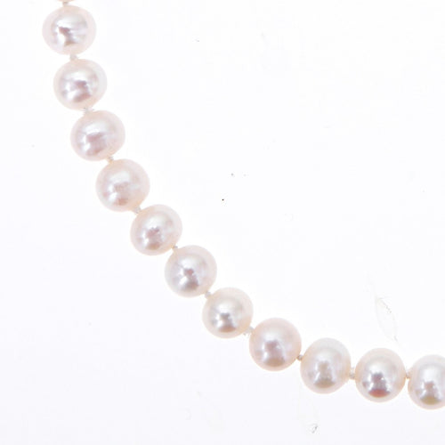 Classic Pearl Necklace - Ivory ,[product vendor],JewelStreet