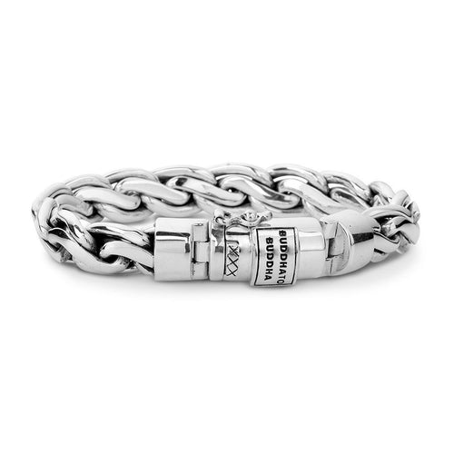 Kadek Bracelet Silver by Buddha To Buddha ,[product vendor],JewelStreet