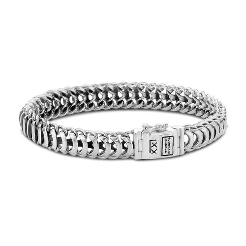 Lars XS Bracelet Silver by Buddha To Buddha ,[product vendor],JewelStreet