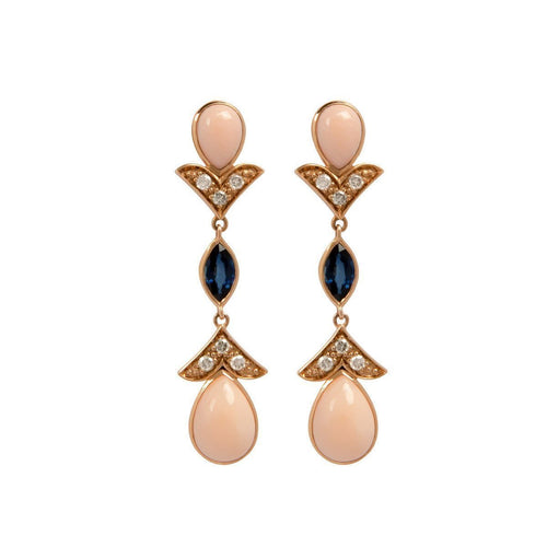 The Petite Vintage Earrings ,[product vendor],JewelStreet