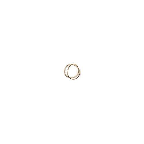 9kt Gold Everlasting Pinky Ring ,[product vendor],JewelStreet
