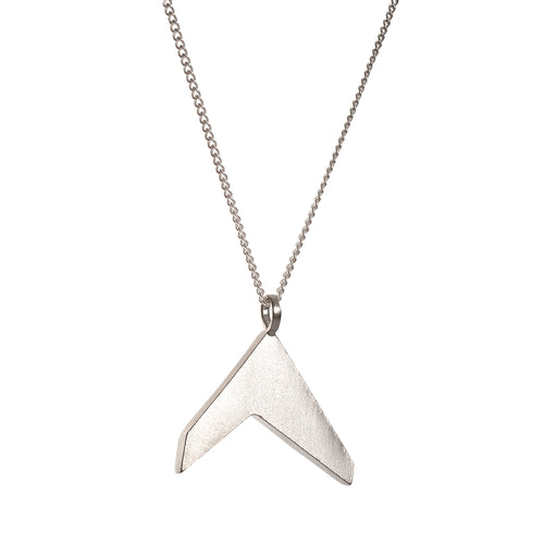 Sterling Silver Wings Necklace ,[product vendor],JewelStreet