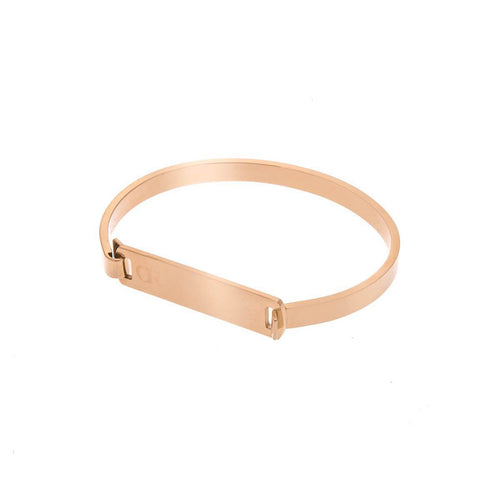 Gold Clip On Bracelet ,[product vendor],JewelStreet
