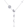 Moon Stages Necklace in Sterling Silver ,[product vendor],JewelStreet