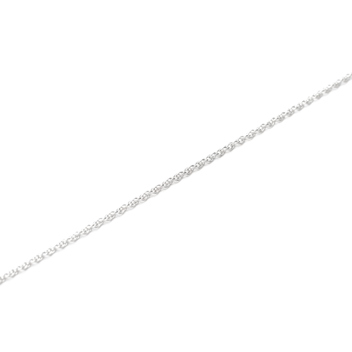 Sterling Silver Rope Chain Necklace ,[product vendor],JewelStreet