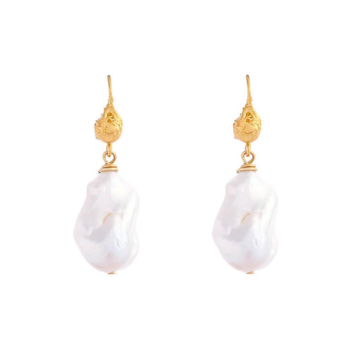 Ula Pearl Earrings ,[product vendor],JewelStreet
