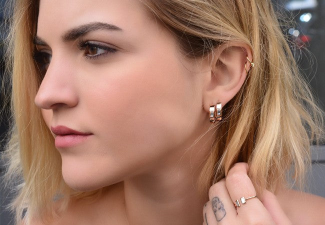 The Ear Game: This Season's Earring TrendsREAD MORE