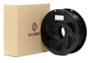 ZYLtech Filament - 1kg/spool Black/White - PLA (20x) - FREE SHIPPING
