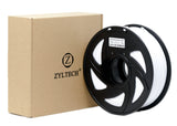 ZYLtech Filament - 1kg/spool Black/White - ABS (20x) - FREE SHIPPING