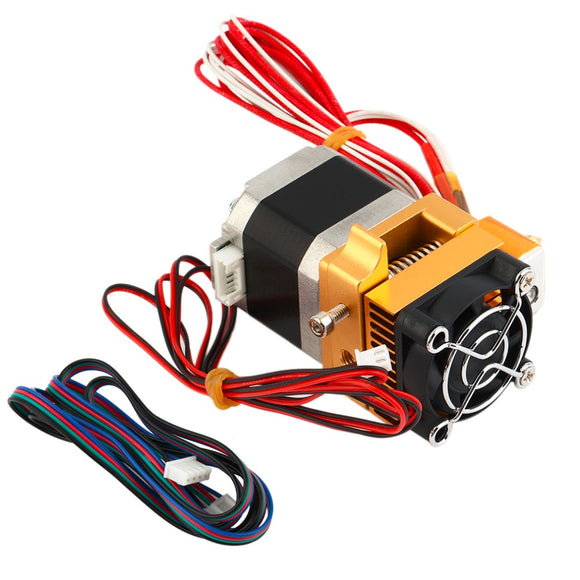 Professional 3D Printer Head MK8 Extruder 1.75 Filament Extra Nozzle 0.4MM Feed Inlet Diameter Extruder Printing Accessory