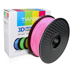 TIANSE 3D Supplies PLA 1.75mm 3D Printer Materials Print Lines 3D Printing Supplies For Industrial Medical Education Material