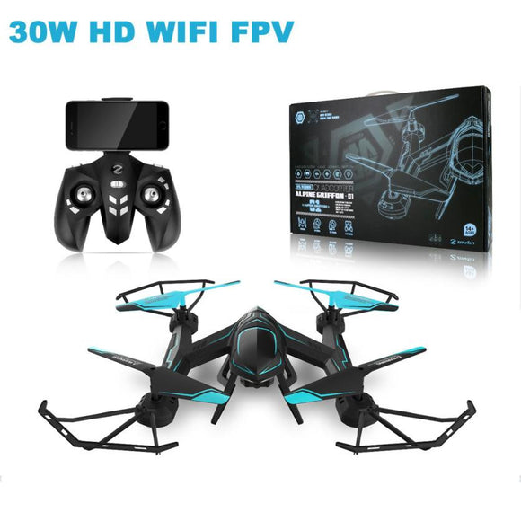 Headless Drone X8SW NEW 0.3MP HD Camera Drone RC Helicopter Quadcopter WiFi FPV PHONE Mini Drone toys for children
