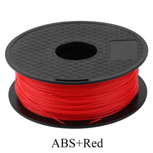 1KG/Roll PLA/ABS 1.75MM 3D Printer Filament 400M 3D Print Filament For 3D Printer 3D Printing Pen Red/Black/Blue/Green