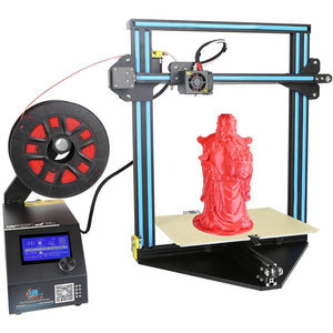 Creality 3D CR-10 Mini DIY 3D Printer Kit Support Resume Print 300*220*300mm Printing Size 1.75mm 0.4mm Nozzle