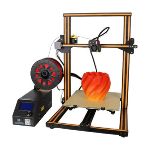 Best Promotion Upgrade CR-10S DIY 3D Printer Kit 300*300*400mm Printing Size Z-axis 1.75mm Filament Diameter EU Plug