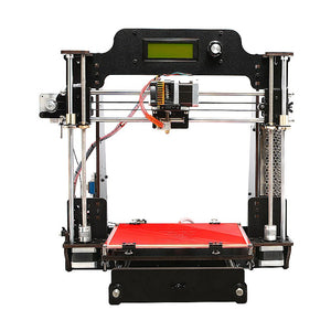 High Quality I3 DIY 3D Printer Kit 200x200x180mm Printing Size 1.75mm 0.3mm Nozzle