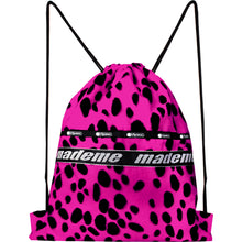 Load image into Gallery viewer, MadeMe® x LeSportsac Dalmatian Drawstring Backpack