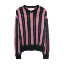 Load image into Gallery viewer, Striped Mohair Sweater