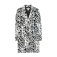 Load image into Gallery viewer, Dalmatian Fur Coat