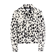 Load image into Gallery viewer, Dalmatian Trucker Jacket