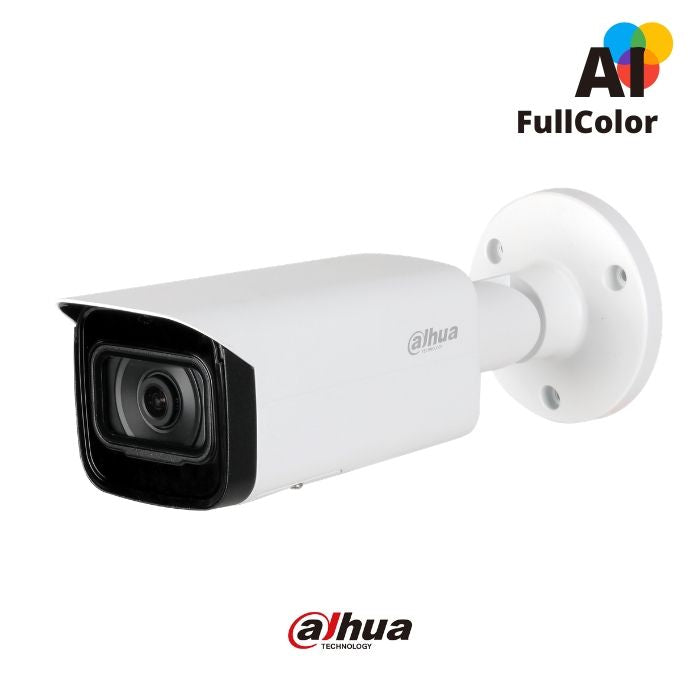 Dahua PRO AI-bullet (4MP/3.6mm), FULL COLOR