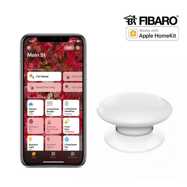 Fibaro Button painikeohjain