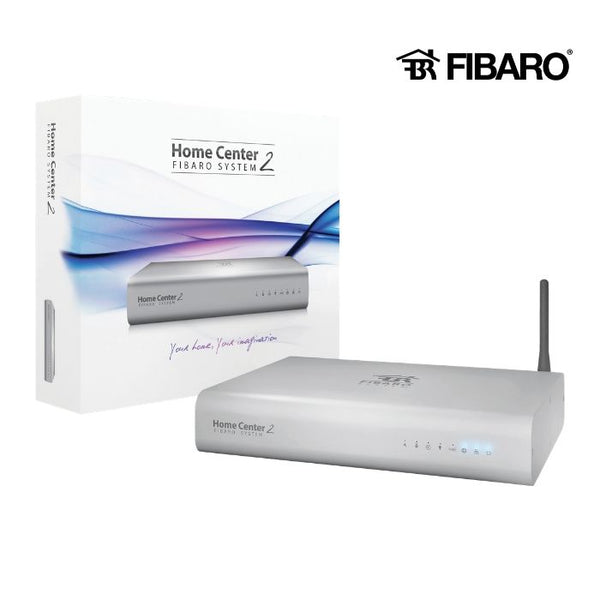 Fibaro Home Center 2 keskusyksikkö (Z-Wave)