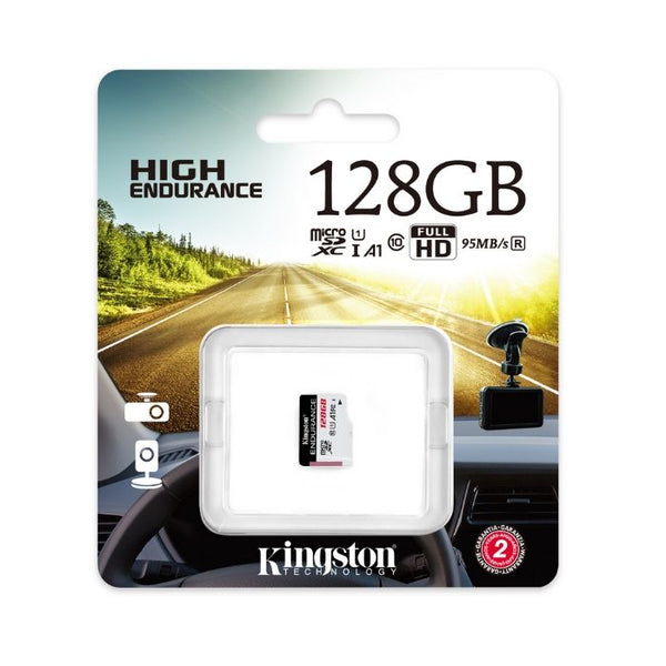 Kingston High Endurance 128GB microSDXC