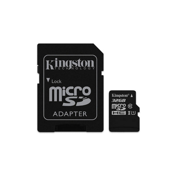Kingston microSDHC muistikortti 32GB
