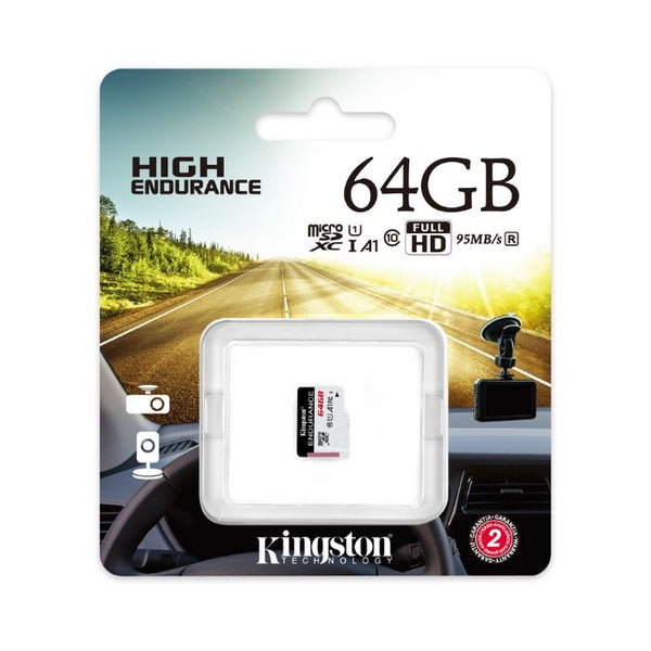 Kingston High Endurance 64GB microSDXC