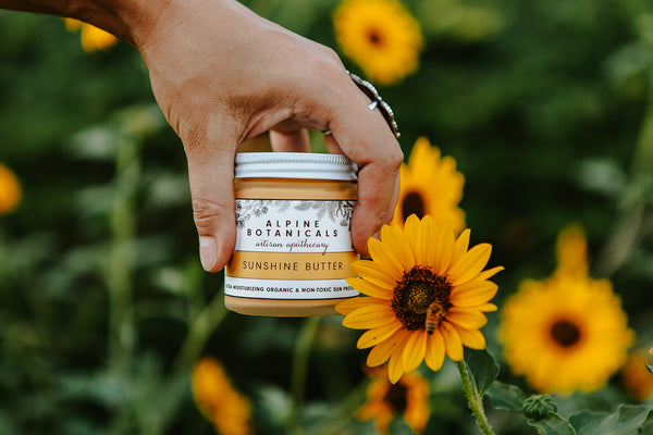 Sunshine Butter