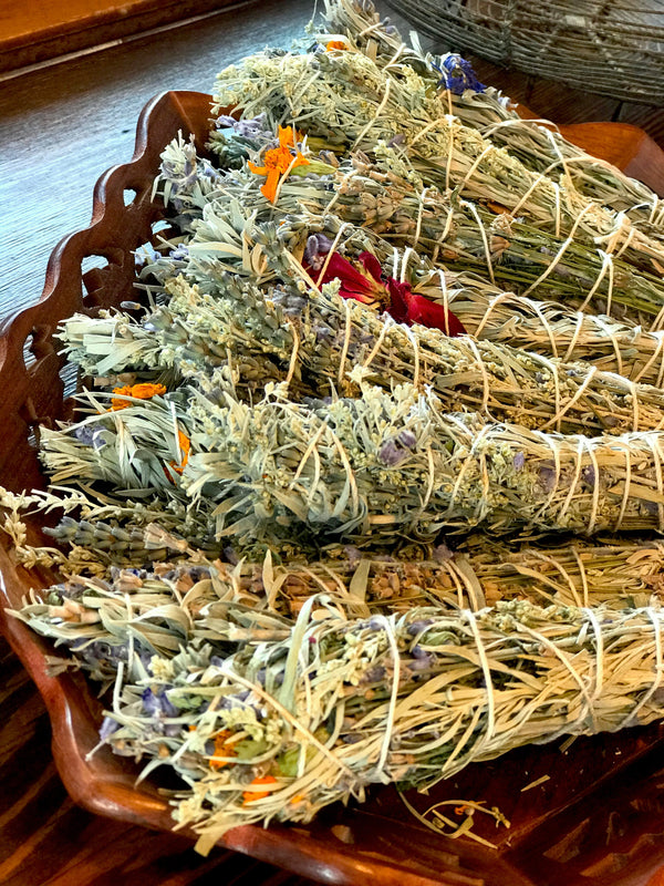 Alpine Herbal Smoke Wands