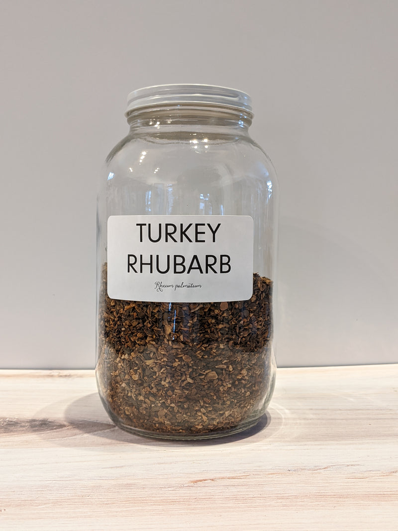 Turkey Rhubarb Root