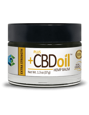 CBD Oil Balm Extra Strength (100mg CBD)