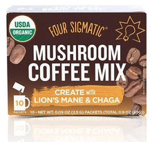 Mushroom Coffee with Lion's Mane & Chaga 20% OFF