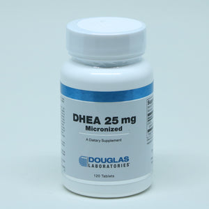 DHEA 25mg Sublingual Tablets
