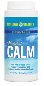 Natural Calm Original (Unflavored) 16oz