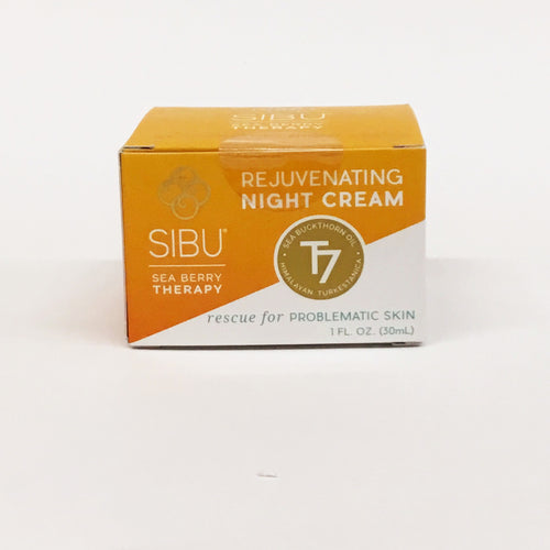 SIBU Rejuvenating Night Cream
